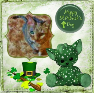Happy Saint Patrick's DayLexi2 - 2HEoW-167 - normal