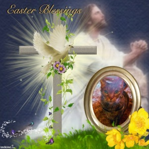 Happy and Blessed Easter.