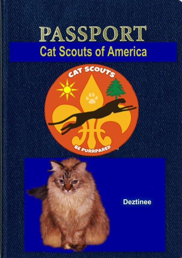 Dis be meez passpowt fuw da Catt Scout twip.