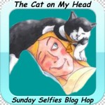 Sunday Selfies catonmy head