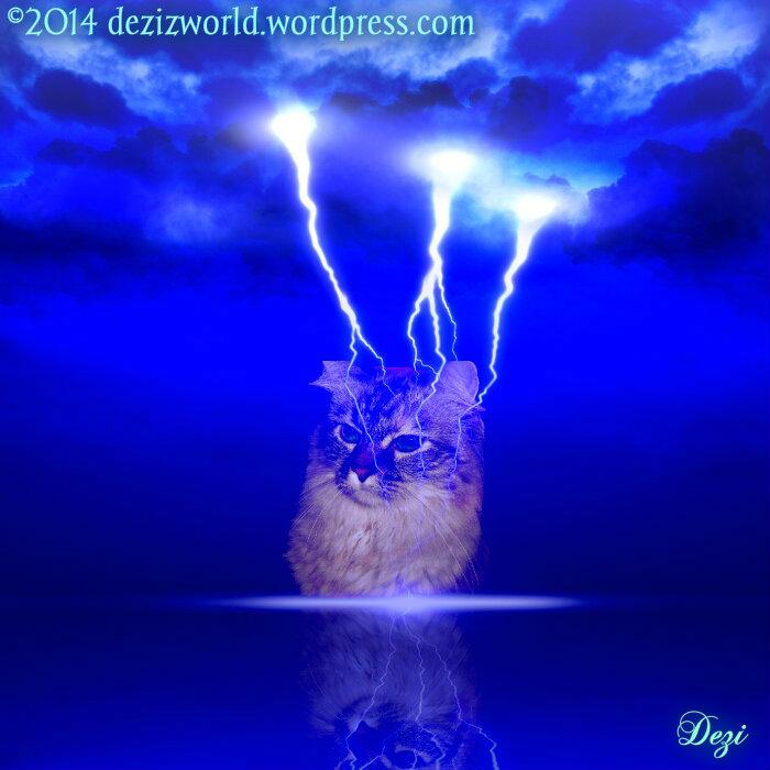 0dw Dezi lightning