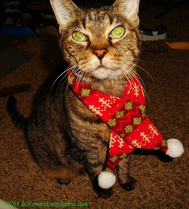 0dw Lexi scarf