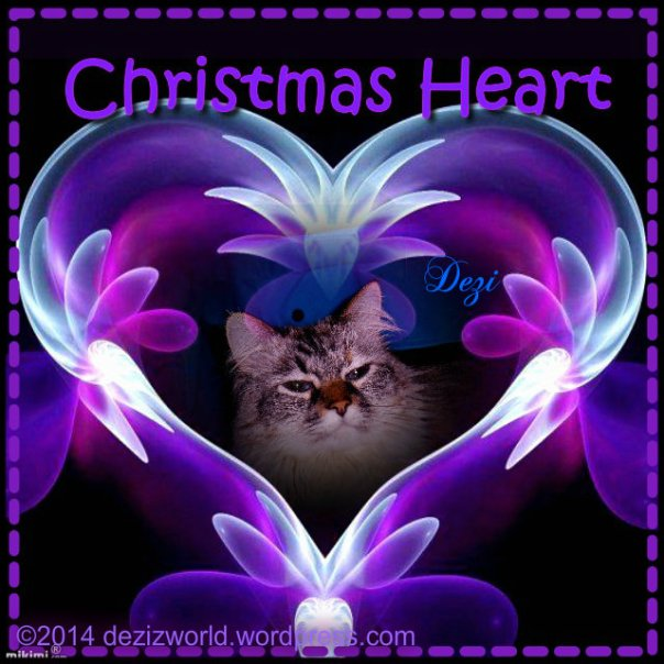 0dw Dezi Christmas Heart