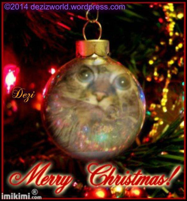 0dw Dezi Ornament