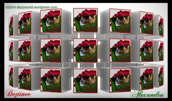 0dw DeziLexi Ann card cubed
