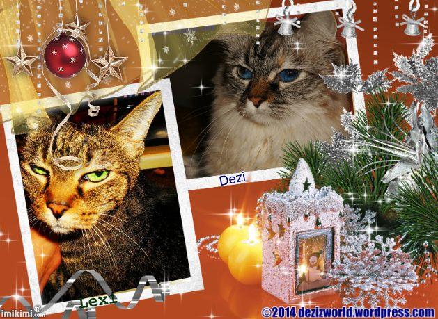 Lexi-Dezi christmas candle - 2HEoW-1db - normal