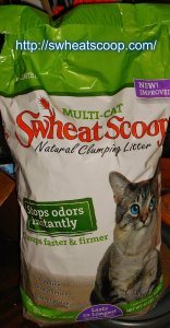 Swheatscoop Cat Litter