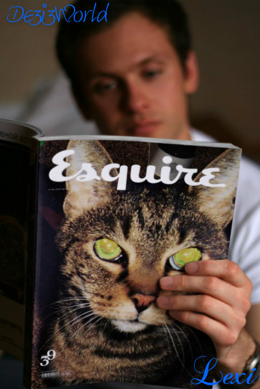 Esquire's Cover Girl