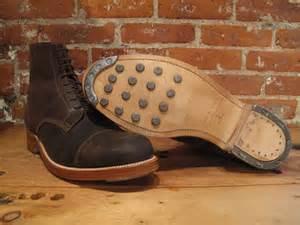 Hob-nail Boots