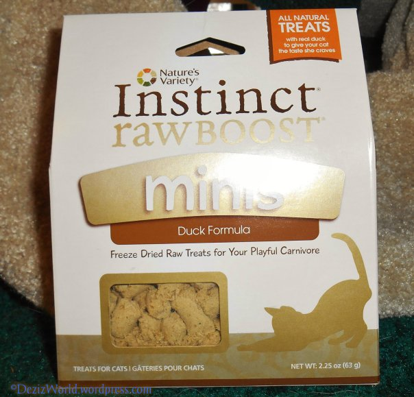 dw chewy review Natures variety duck treats