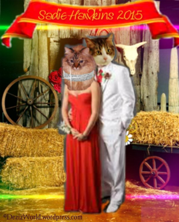 Me and Andy in da barn tent memowy foto.