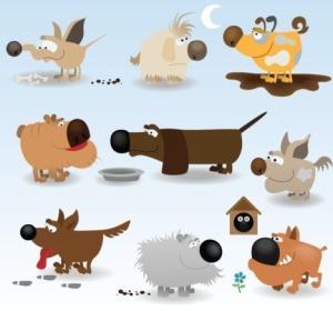 dog-vector