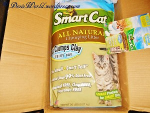 SmartCat cat litter
