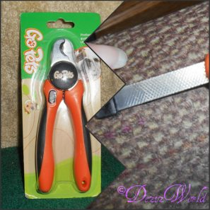 GoPets Claw Clippers