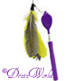 Jackson Galaxy Air Prey Wand