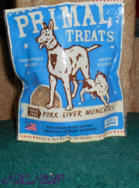 #Primal Pork Liver Munchies