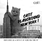 Catit Playground New York