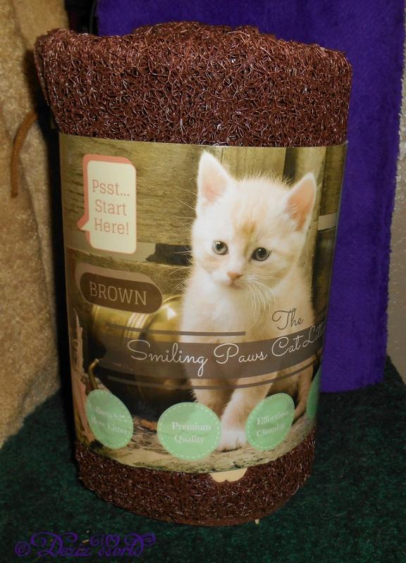 Smiling Paws Pets Litter mat