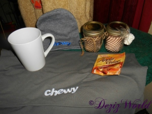 Chewy winterization gift