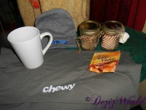 Chewy winterization gift