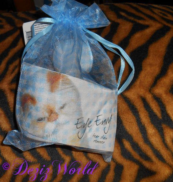 Eye Envy Starter Kit for Cats