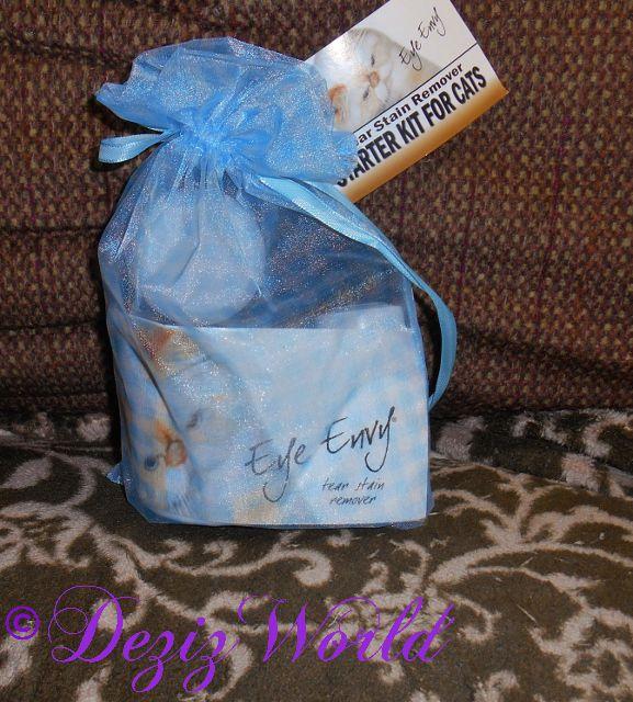 Eye Envy starter kits for cats