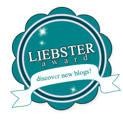 Liebster Award Badge