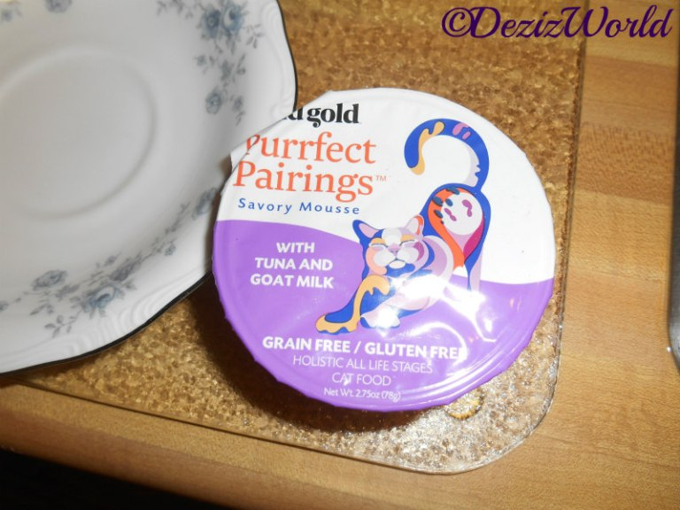 Solid Gold Purrfect Pairings Cat Food Cup