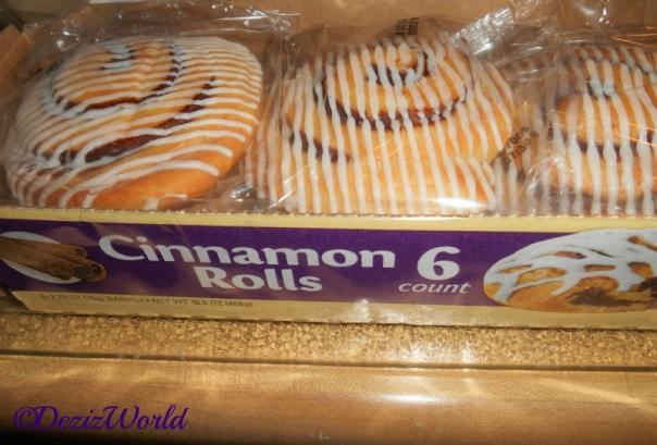Big Texas Cinnamon Rolls