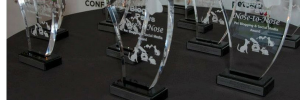 Trophies for Nose to Nose awards