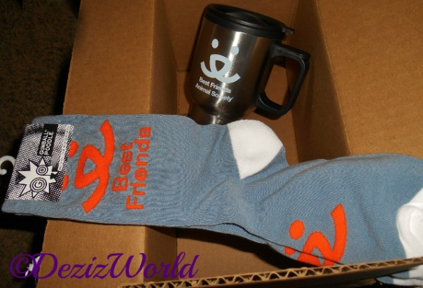 Best friends socks and coffee mug