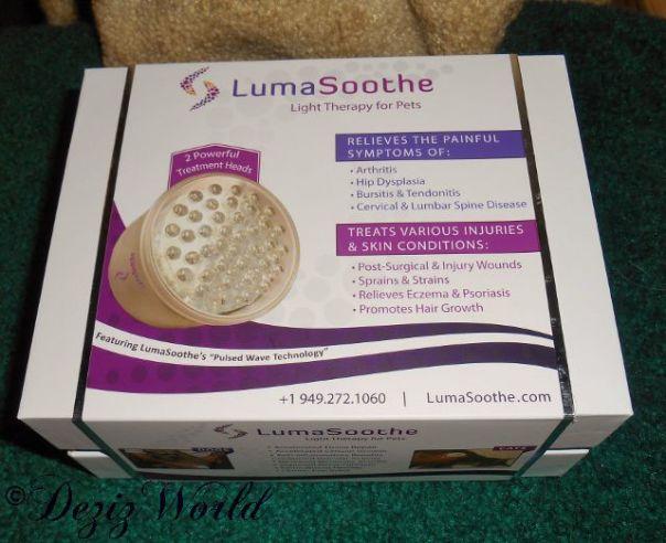 LumaSoothe in box