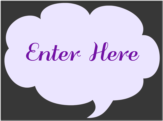 Give away entry graphic