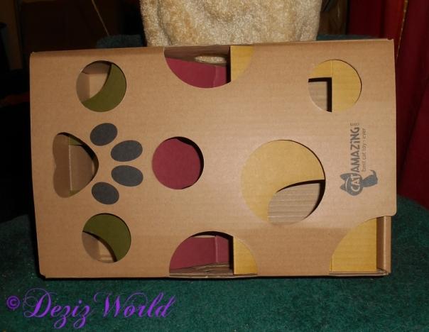 Cat Amazing Cat Puzzle Toy,