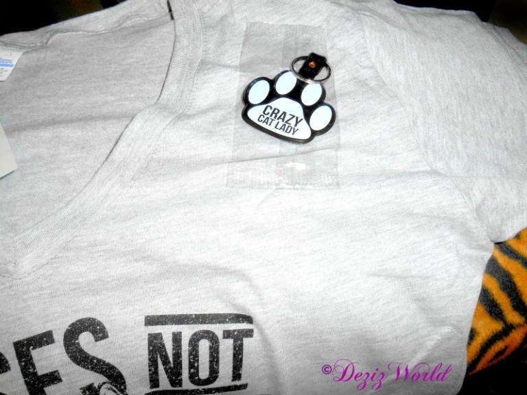Animal Hearted Key Chain