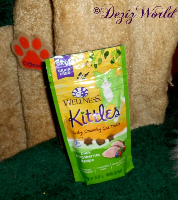 Wellness Kittles Cat Treats