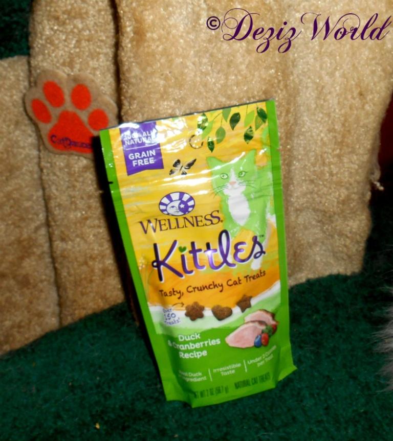 Wellness Kittles Cat Treats