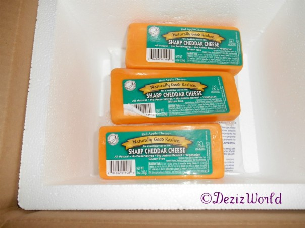 Sharp Cheddar Cheese gift