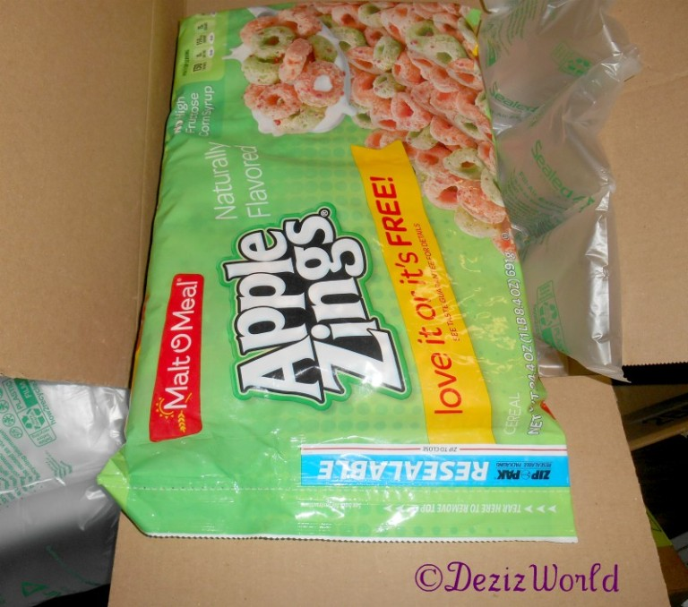 Apple Zings gift