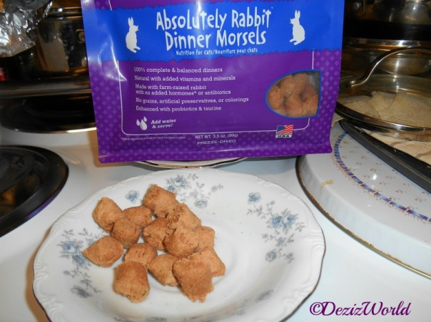 Stella and Chewy's Freeze Dried Rabbit Cat Food
