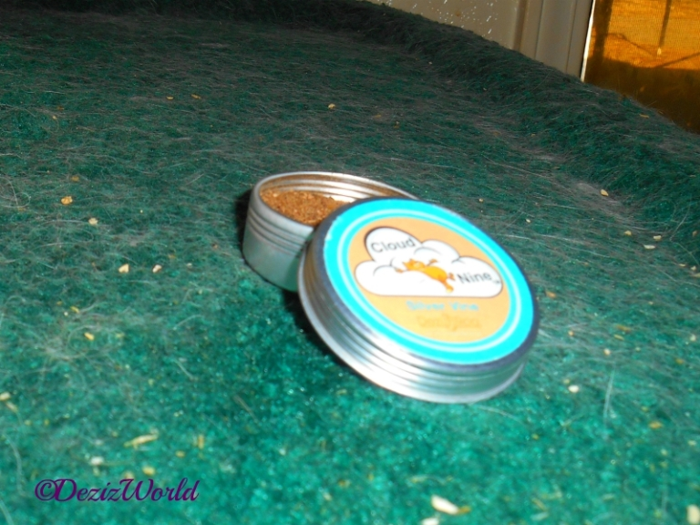 Silvervine gift from Vonda