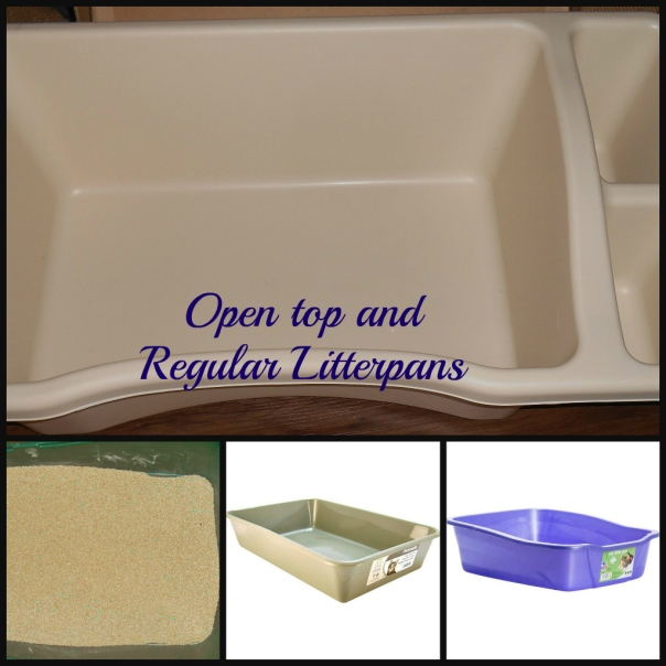 Open Litterboxes