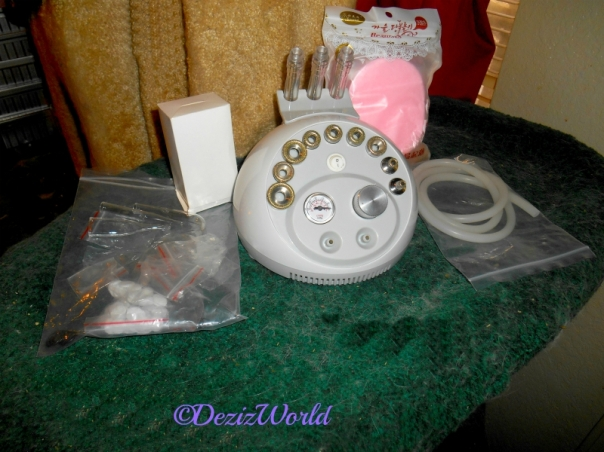 Pro Diamomd Microdermabrasion Machine