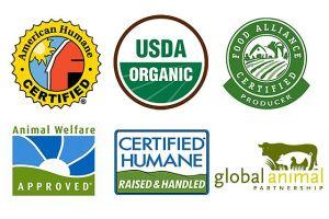 Humane food Labels