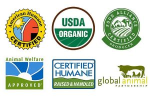 Humane food Labels