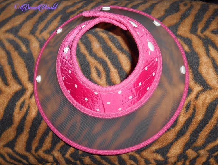 Flexible e-collar