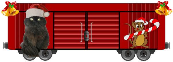 Valentine Boxcar family
