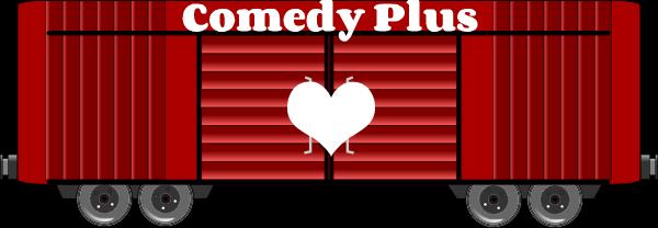 Comedy Plus boxcar