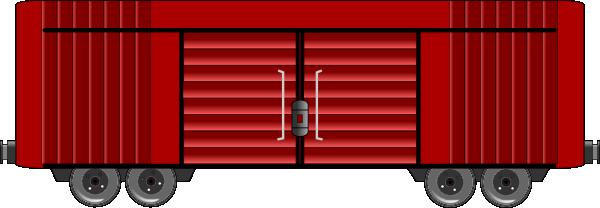 Red Box Car