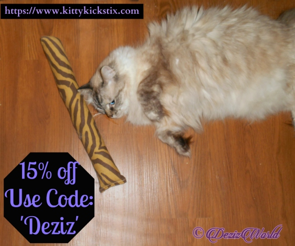 Dezi lays on kick stix kicker Coupon code